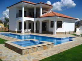 Villa with a wow factor!  Affordable private villa accommodation.to rent in Dalyan.
